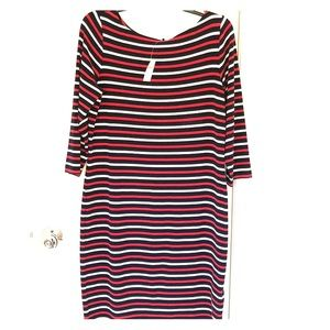 Gap cotton jersey dress